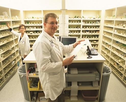 AlmacenFarmacia