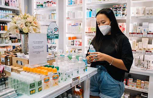 Evolución del mercado farmacéutico
